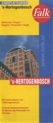 Stadsplattegrond Den Bosch 9789028709881  Falk Pl.g. binnenland  Stadsplattegronden Noord-Brabant