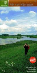 SBB-26  Rijk van Nijmegen | wandelkaart 1:25.000 9789028711266  Staatsbosbeheer SBB kaart 1:25.000  Wandelkaarten Nijmegen en het Rivierengebied