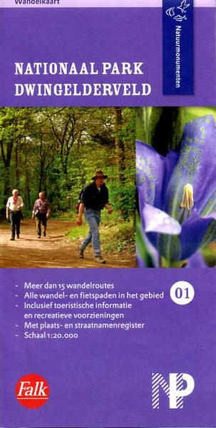 NM-01 Dwingelderveld 9789028725294  Natuurmonumenten Wandelkaarten 1:20d.  Wandelkaarten Drenthe