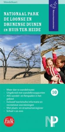 NM-10 Loonse en Drunense Duinen 9789028725409  Natuurmonumenten Wandelkaarten 1:20d.  Wandelkaarten Noord-Brabant