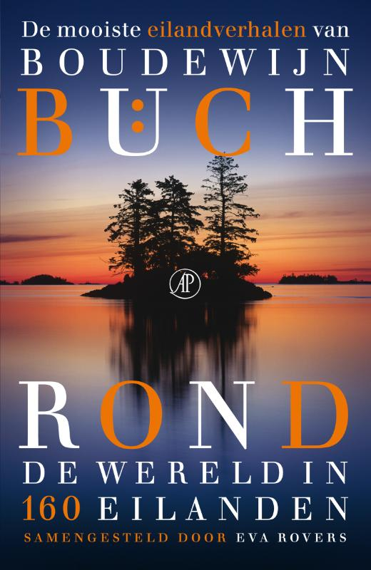 Rond de wereld in 160 eilanden 9789029587839 Boudewijn Büch Arbeiderspers   Reisverhalen Europa