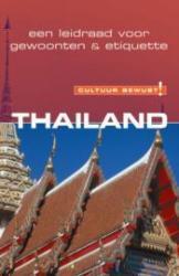 Thailand (Nederlands) 9789038916194  Elmar Cultuur-Bewust / Culture Smart  Landeninformatie Thailand