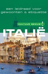 Cultuur-Bewust: Italië 9789038918631  Elmar Cultuur-Bewust / Culture Smart  Landeninformatie Italië