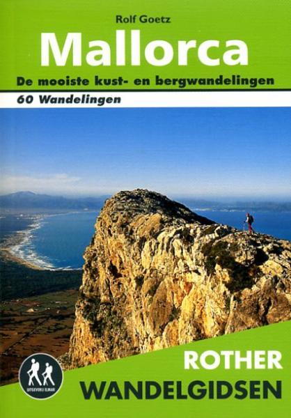 Mallorca - Rother wandelgids 9789038920078  Elmar RWG  Wandelgidsen Mallorca