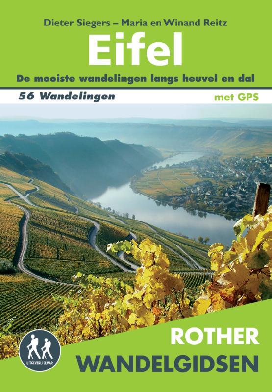 Eifel - Rother wandelgids 9789038921136  Elmar RWG  Wandelgidsen Eifel