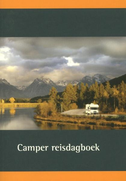 Camper Reisdagboek 9789038922256  Elmar Reisdagboeken  Op reis met je camper, Reisverhalen Reisinformatie algemeen