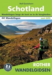 Schotland Rother Wandelgids 9789038924618  Elmar RWG  Wandelgidsen Schotland
