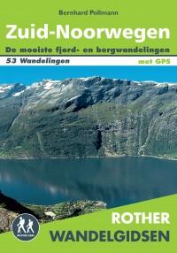 Zuid-Noorwegen Rother Wandelgids 9789038924625  Elmar RWG  Wandelgidsen Zuid-Noorwegen