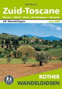 Zuid-Toscane Rother Wandelgids 9789038924632  Elmar RWG  Wandelgidsen Toscane, Florence