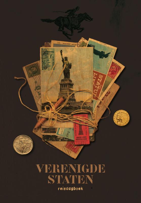 Reisdagboek Verenigde Staten 9789038924953  Elmar Reisdagboeken  Reisverhalen Verenigde Staten