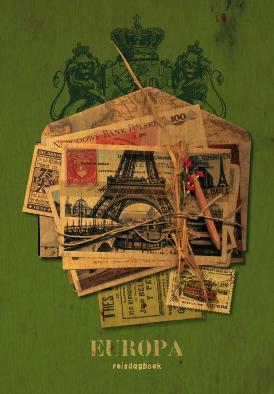 Reisdagboek Europa 9789038924960  Elmar Reisdagboeken  Reisverhalen Europa