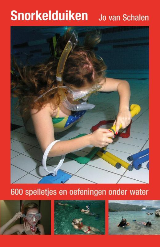 Snorkelduiken 9789038925035 Jo van Schalen Elmar   Duik sportgidsen Reisinformatie algemeen