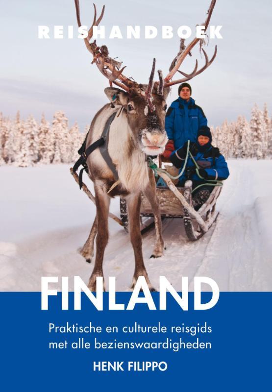 Elmar Reishandboek Finland 9789038925097 Henk Filippo Elmar Elmar Reishandboeken  Reisgidsen Finland