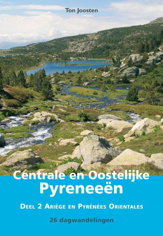 Franse Pyreneeën, deel 2 9789038925202 Ton Joosten Elmar Elmar wandelgidsen  Wandelgidsen Franse Pyreneeën
