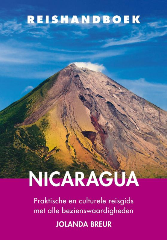 Elmar Reishandboek Nicaragua 9789038925332 Jolanda Breur Elmar Elmar Reishandboeken  Reisgidsen Overig Midden-Amerika