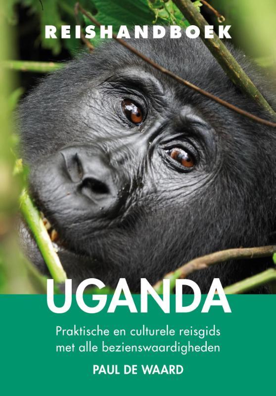 Elmar Reishandboek Uganda (reisgids Oeganda) 9789038925349 Paul de Waard Elmar Elmar Reishandboeken  Reisgidsen Uganda, Rwanda, Burundi, Ruwenzorigebergte