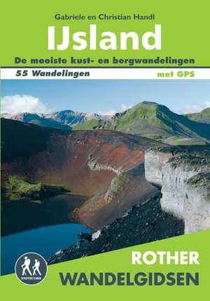 IJsland - Rother wandelgids 9789038925493  Elmar RWG  Wandelgidsen IJsland