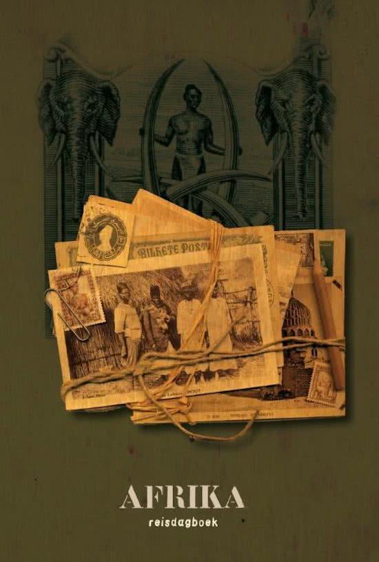 Reisdagboek Afrika 9789038925660  Elmar Reisdagboeken  Reisverhalen Afrika