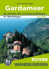 Gardameer - Rother wandelgids 9789038925813  Elmar RWG  Wandelgidsen Gardameer