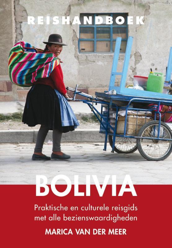 Elmar Reishandboek Bolivia 9789038925844  Elmar Elmar Reishandboeken  Reisgidsen Bolivia