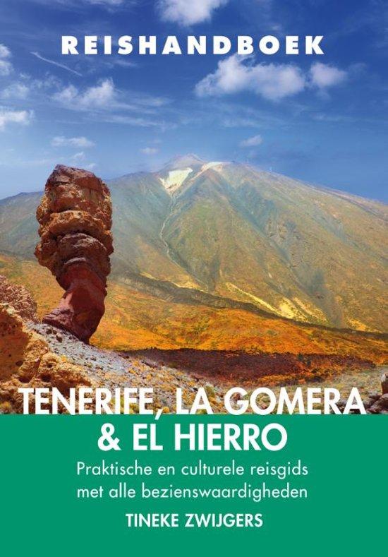 Elmar Reishandboek Tenerife, La Gomera & El Hierro 9789038926537  Elmar Elmar Reishandboeken  Reisgidsen Canarische Eilanden