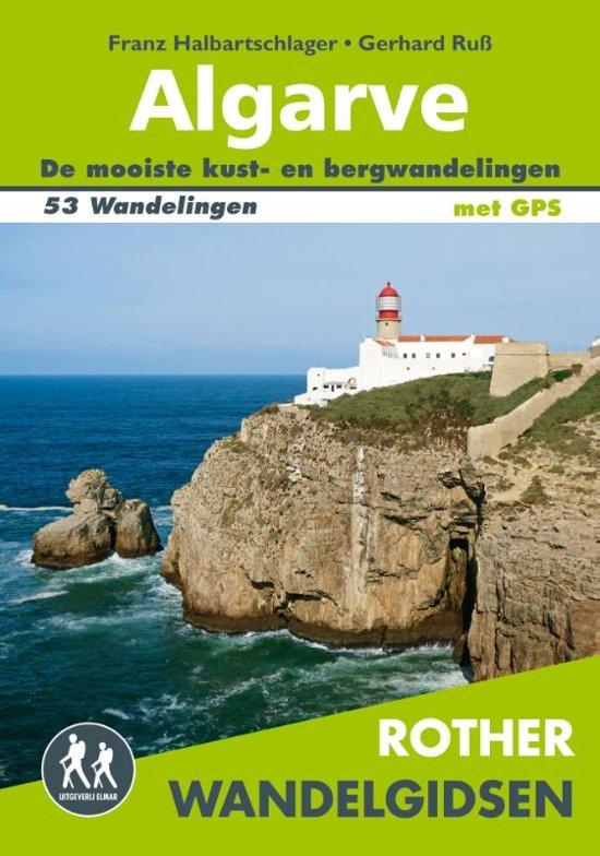 Algarve - Rother Wandelgids 9789038926575  Elmar RWG  Wandelgidsen Zuid-Portugal, Algarve