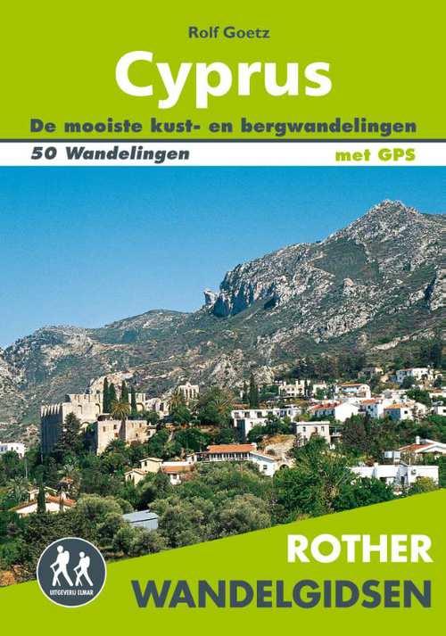 Cyprus - Rother wandelgids 9789038926834  Elmar RWG  Wandelgidsen Cyprus