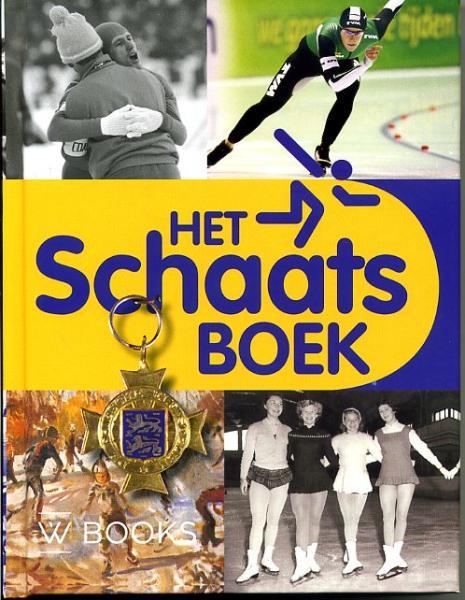 Het Schaatsboek 9789040077562  Waanders   Wintersport