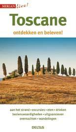 Toscane 9789044742428  Deltas Merian Live reisgidsjes  Reisgidsen Toscane, Florence