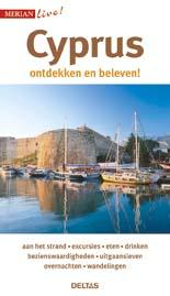 Cyprus 9789044742527  Deltas Merian Live reisgidsjes  Reisgidsen Cyprus
