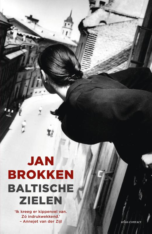 Baltische Zielen (luxe ed. met CD) | Jan Brokken 9789045028149 Brokken, Jan Atlas-Contact   Reisverhalen Baltische Staten en Kaliningrad