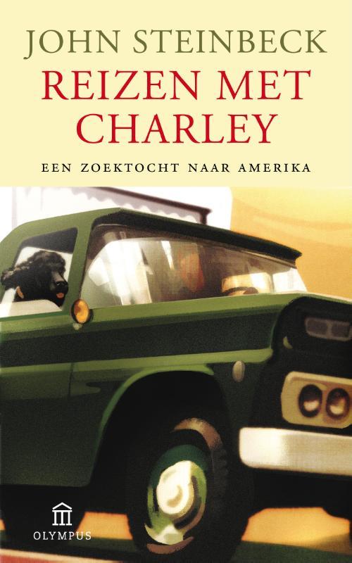 Reizen met Charley 9789046704639 John Steinbeck Atlas-Contact Olympus  Reisverhalen Verenigde Staten