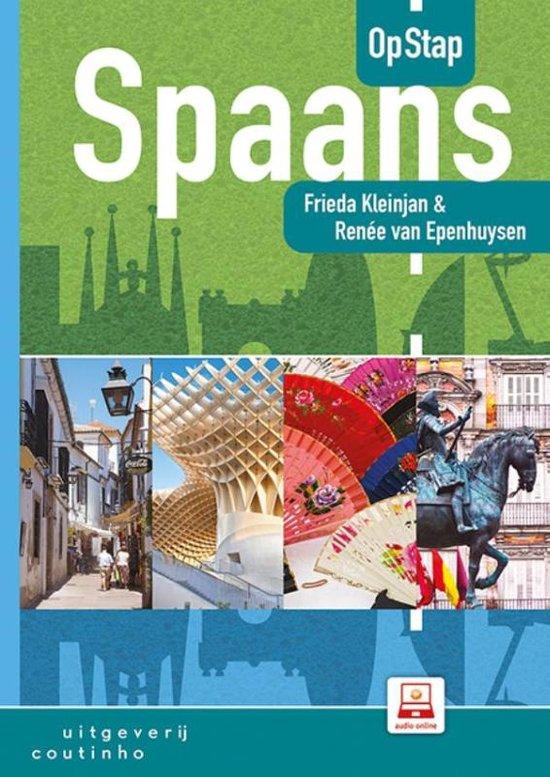 opSTAP Spaans 9789046905449  Coutinho OpStap Minicursus  Taalgidsen en Woordenboeken Spanje