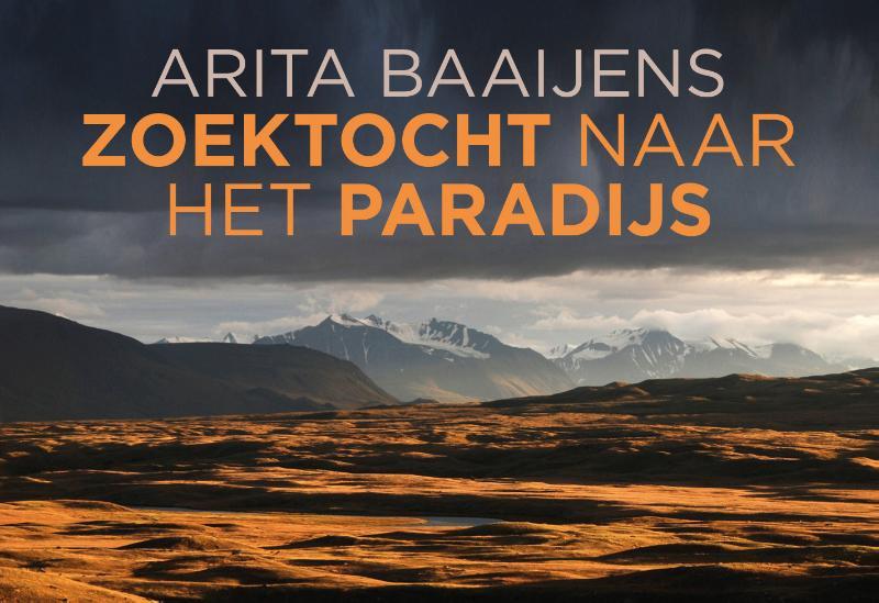 Arita Baaijens | Zoektocht naar het paradijs - Dwarsligger 9789049805234 Arita Baaijens Dwarsligger®   Reisverhalen Centraal-Azië, Iran