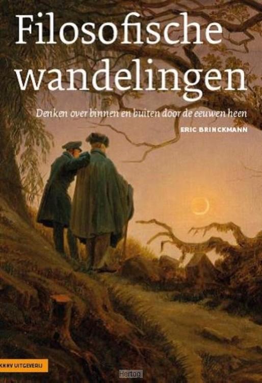 Filosofische Wandelingen | Eric Brinckmann 9789050114844 Eric Brinckmann KNNV   Wandelgidsen Nederland