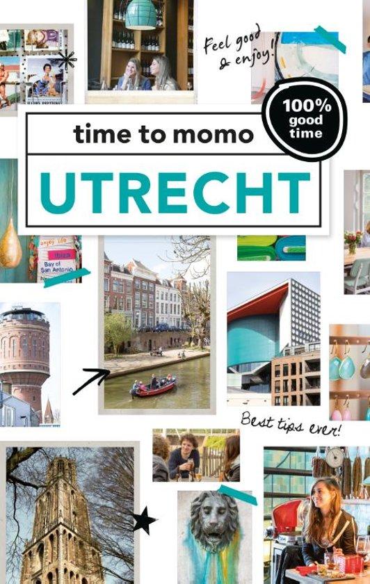 Time to Momo Utrecht (100%) 9789057677908  Mo Media Time to Momo  Reisgidsen Utrecht