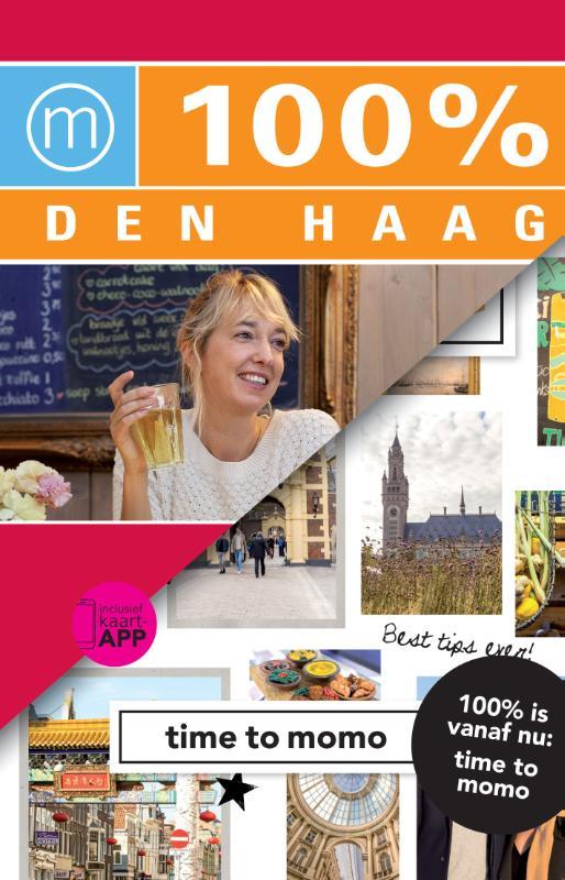 Time to Momo Den Haag (100%) 9789057677915  Mo Media Time to Momo  Reisgidsen Den Haag, Rotterdam en Zuid-Holland