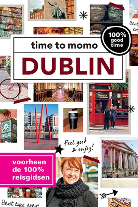 Time to Momo Dublin (100%) 9789057678752  Mo Media Time to Momo  Reisgidsen Dublin
