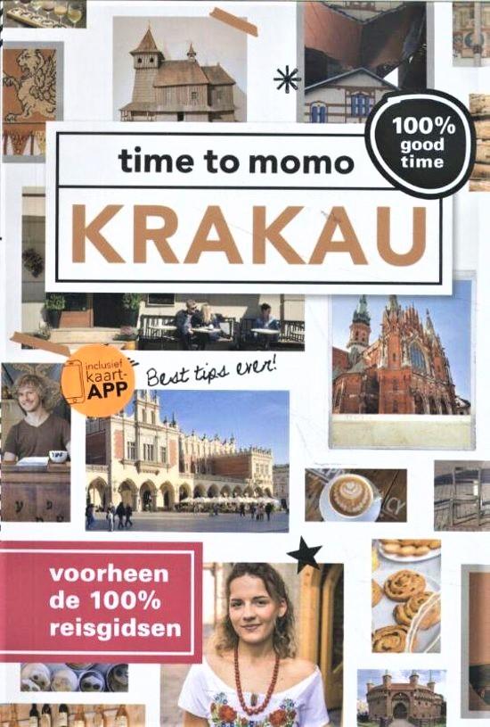 Time to Momo Krakau (100%) 9789057678837  Mo Media Time to Momo  Reisgidsen Polen