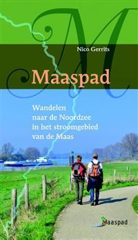 Maaspad 9789058817907  Buijten & Schipperheijn   Meerdaagse wandelroutes, Wandelgidsen Zuid Nederland