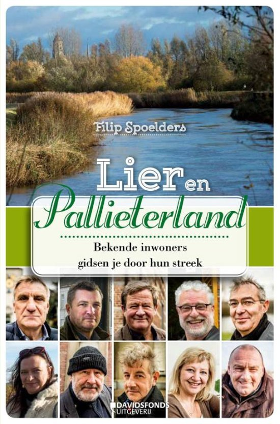 Lier en Pallieterland | reisgids 9789059088467  Davidsfonds   Reisgidsen Vlaanderen