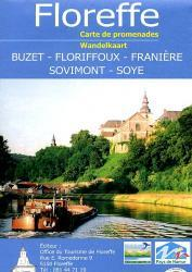 Floreffe 8 wandelwegen (NGIB.TOE-146) 9789059341777  NGI NGI/VVV-kaarten 25d  Wandelkaarten Wallonië (Ardennen)