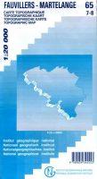 NGI-67/7-8  Florenville-Chiny | topografische wandelkaart 1:20.000 9789059343870  NGI Belgie 1:20.000/25.000  Wandelkaarten Wallonië (Ardennen)