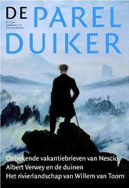 De Parelduiker | literair tijdschrift 9789059375116  Bas Lubberhuizen   Wandelreisverhalen Reisinformatie algemeen