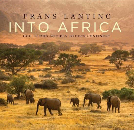 Into Africa | Frans Lanting | fotoboek 9789059568013 Frans Lanting Fontaine   Cadeau-artikelen, Fotoboeken Afrika