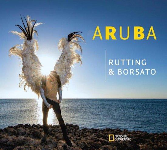 Aruba | Rutting & Borsato | fotoboek 9789059568273 Marco Borsato & Raymond Rutting Fontaine   Fotoboeken Aruba, Bonaire, Curaçao