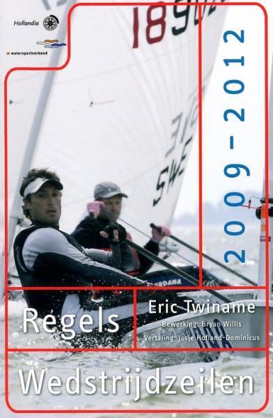 Regels wedstrijdzeilen 9789064104831  Hollandia   Watersportboeken Reisinformatie algemeen