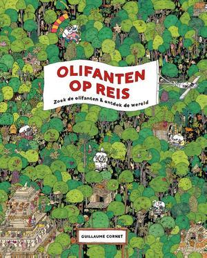 Olifanten op reis 9789068687583  Thoth   Kinderboeken, Reisgidsen Wereld als geheel