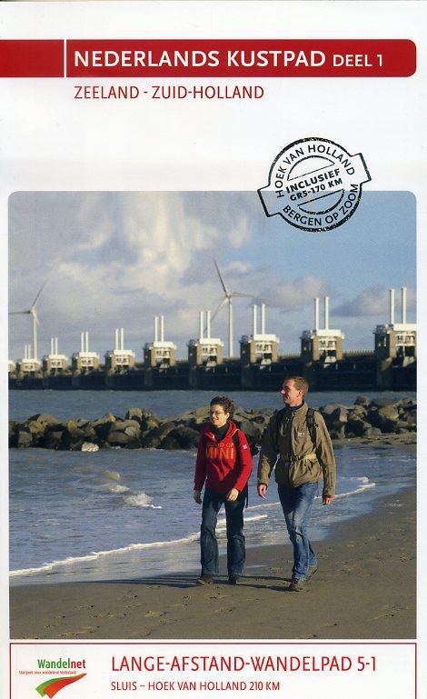 GR-5 | LAW 5-1 Nederlands kustpad (Deltapad) 9789071068904  Nivon LAW-Gidsen  Meerdaagse wandelroutes, Wandelgidsen Den Haag, Rotterdam en Zuid-Holland, Zeeland