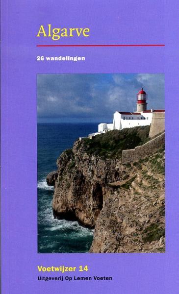 Voetwijzer Algarve * 9789074980227  Op Lemen Voeten   Wandelgidsen Zuid-Portugal, Algarve